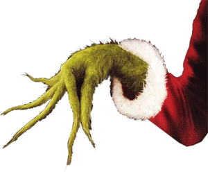 Tester's Winter Tale - How the Grinch Stole Scripting!