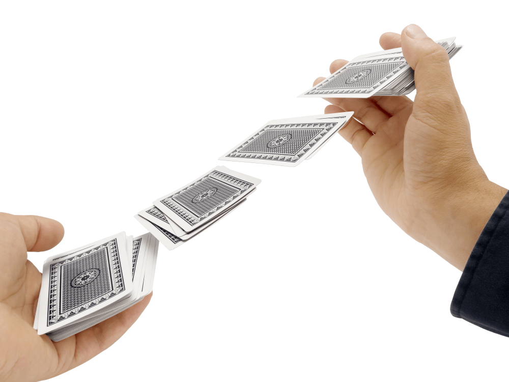 IBM i Data Security. Are you playing your cards right?