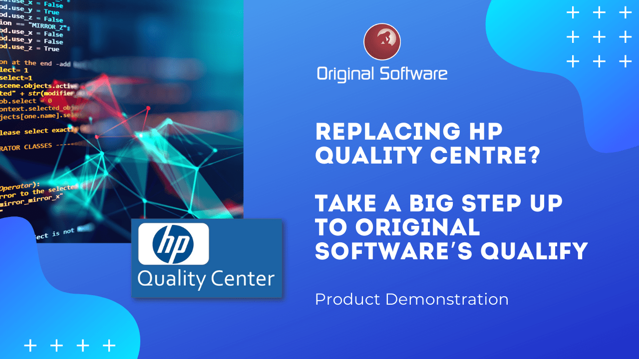 Replacing HP Quality Centre