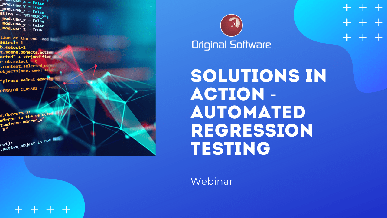 olutions in Action - Automated Regression Testing (1)