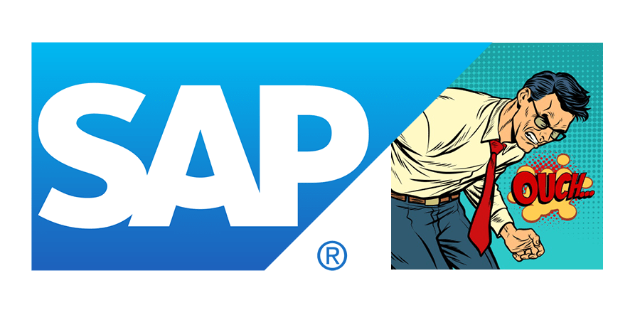 We know SAP can be a pain sometimes